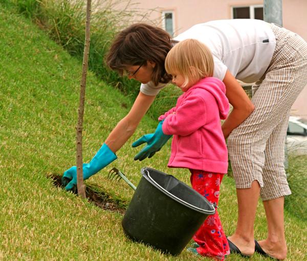 Dạy cho trẻ em những thói quen thân thiện với môi trường